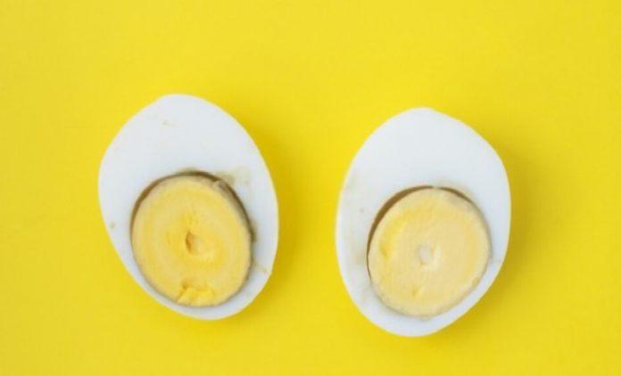 hard boiled egg diet